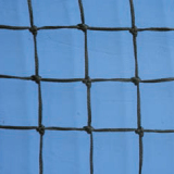 Tennis posts net Standard, polyethylene, diameter 2.5 mm knotted