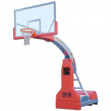Streetball backstop Hydroplay Ace, portable, customized 3ON3