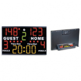 Tabletop portable electronic multisport scoreboard PS-M