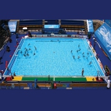 Field for Water Polo certificated by FINA