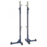 Pair of high jump stands