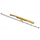 Height measurer for pole vaulting