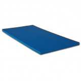 Gym Mat 200x100x6 cm, high density polyethylene, slip-proof bottom side