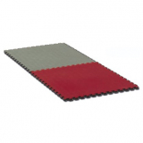 Mat for karate, polyethylene, 100x100x2 cm