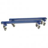 Balance beam trolley
