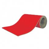 Training run-up track, rollable, polyurethane foam