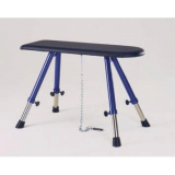 Gym vaulting table, steel - for gym training