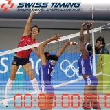 Scoring and Timing Systems for Volleyball