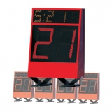 MONTREAL Shot clocks with game clock