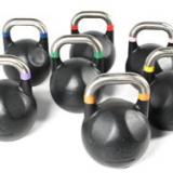 Competitive kettlebells, 12 kg