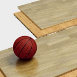 Portable sports floor series 1009 - FIBA certified