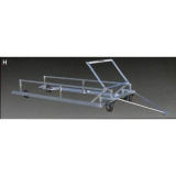 Hurdle Cart Alu