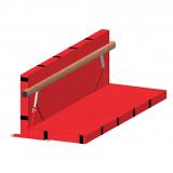 Custom folding mat