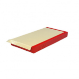 Left angle hand extra mat for competition beam layout - 100x200x20 cm - FIG approved