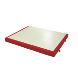 Custom landing mat for parallel bars (with cut-outs for 1 frame) - FIG approved