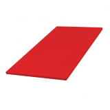 Mat for school without attachment strips and reinforced corners