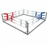 Training ring 5x5 with floor