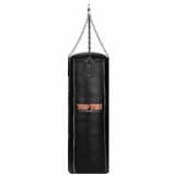Leather heavy bag 120