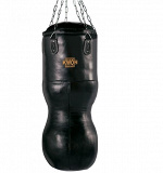 Leather Punching Bag Hook 120 cm