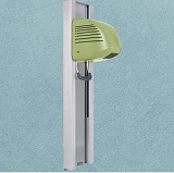 Warm-air shower AVRZ1002