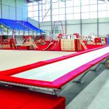 Acrotramp long trampoline