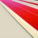 Acrobatic track acroflex without adjustable elasticity - 6x2 m