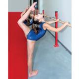 Single ballet barre bracket