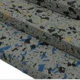 Rubber flooring  series 4030, 4-8 mm