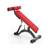 Inclined press bench