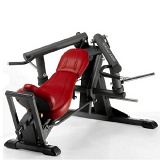 Discs. Incline press bench