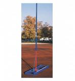 Stadium pole-vault uprights