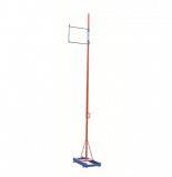 Basic pole vault uprights