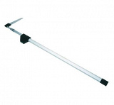 Competition telescopic height gauge with pointer