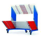 Cart for 8 Prestige/International aluminium hurdles
