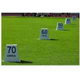 Long throwing distance marker box