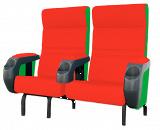 VIP armchair model Master park
